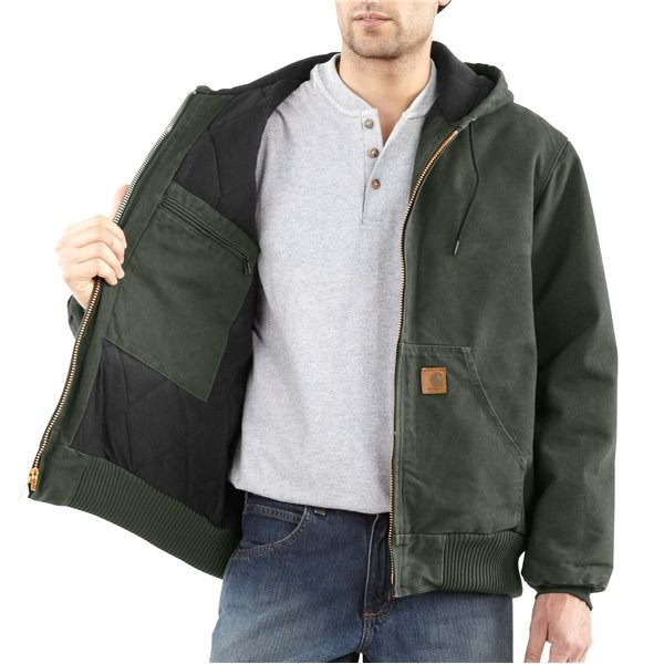 Carhartt Active Jacket For Tall Men