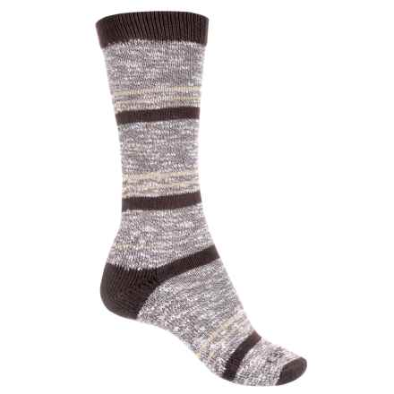Carhartt All-Season Socks - Crew (For Women) in Brown - Closeouts