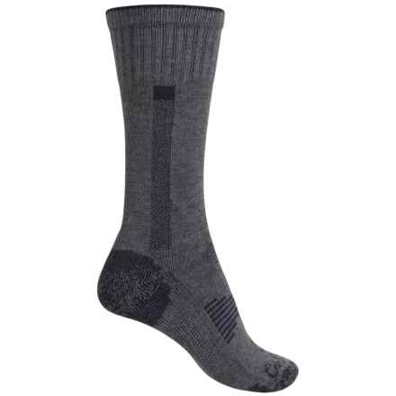Carhartt All-Season Socks - Crew (For Women) in Heather Grey - Closeouts