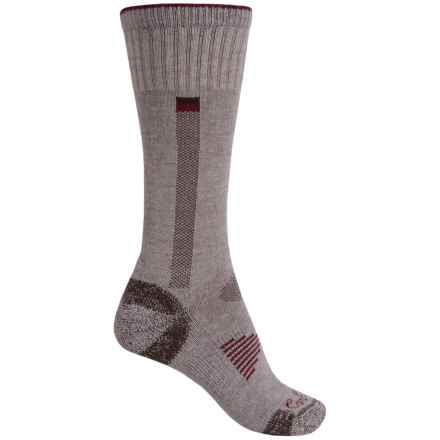 Carhartt All-Season Socks - Crew (For Women) in Khaki - Closeouts