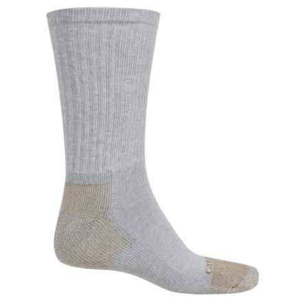 Carhartt All-Season Steel Toe Socks - Over the Calf (For Men) in Grey - Closeouts