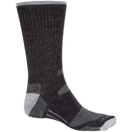 Carhartt All-Terrain Socks - Crew (For Men) in Charcoal Heather - Closeouts