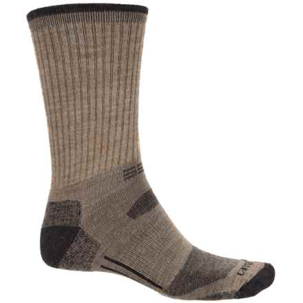 Carhartt All-Terrain Socks - Crew (For Men) in Tan - Closeouts