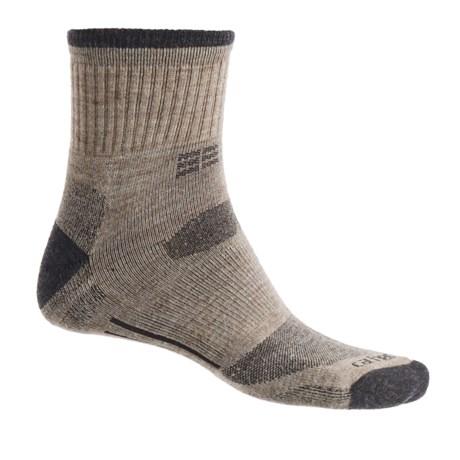 Carhartt All-Terrain Socks - Quarter Crew (For Men) in Tan