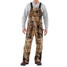 Carhartt AP Camo Bib Overalls - Unlined (For Men) in Camo Ap - Closeouts