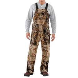 Carhartt AP Camo Bib Overalls - Unlined (For Men) in Camo Ap