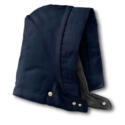 Carhartt Arctic Hood - Quilt Lined, Insulated (For Men) in Dark Navy - 2nds