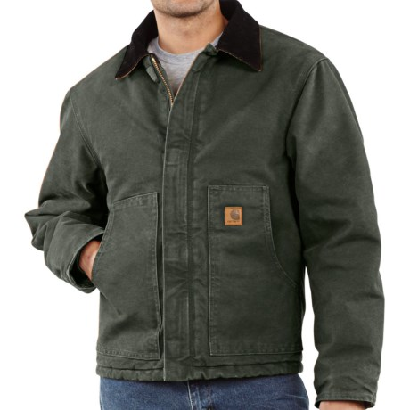 Carhartt Arctic Jacket Sandstone (For Big Men)