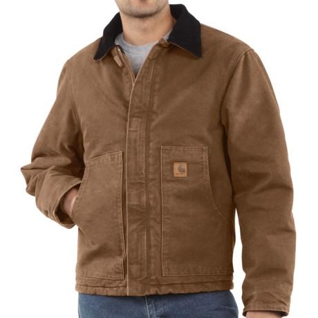 Carhartt Arctic Jacket - Sandstone (For Men) in Moss