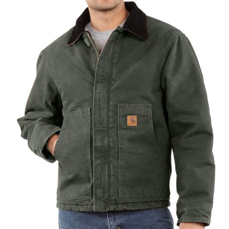Carhartt Arctic Jacket Sandstone (For Tall Men)