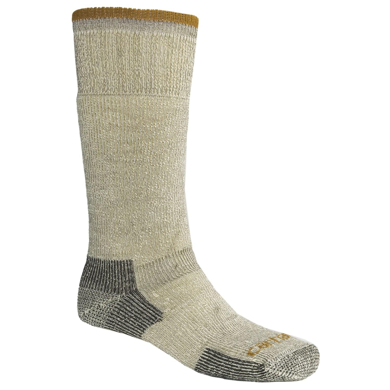 carhartt arctic wool boot socks heavyweight for