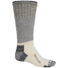 Carhartt Arctic Wool Boot Socks - Over the Calf (For Men) in Heather Black - 2nds