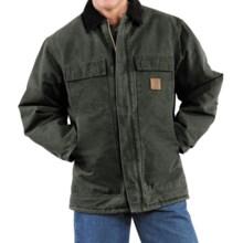 Carhartt Arctic Work Coat (For Men) in Moss - 2nds
