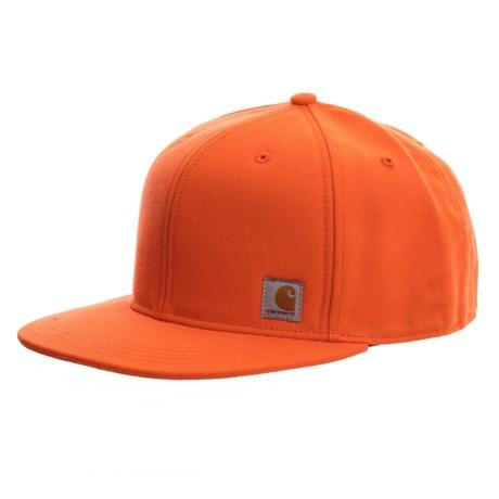 Carhartt Ashland Duck Baseball Cap (For Men) in Blaze Orange