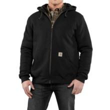Carhartt Avondale Three-Season Sweatshirt - Insulated (For Men) in Black - 2nds