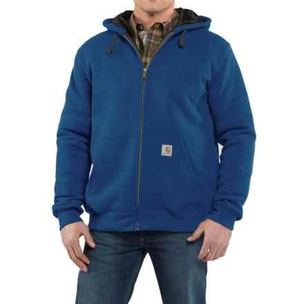 Carhartt Avondale Three-Season Sweatshirt - Insulated (For Men) in Dark Cobalt Blue - 2nds