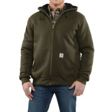 Carhartt Avondale Three-Season Sweatshirt - Insulated (For Tall Men) in Olive - 2nds