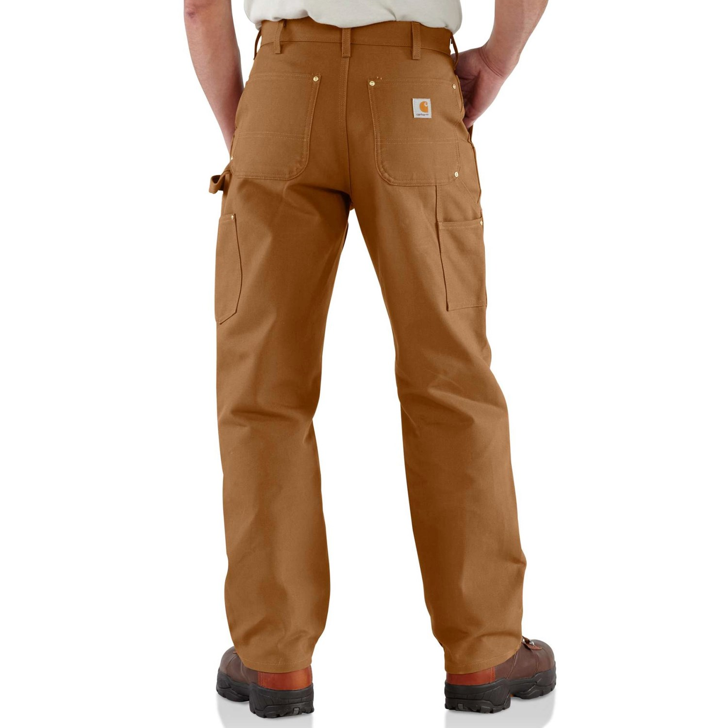 1aabbf8a Carhartt B01 Double-Front Duck Jeans - Factory Seconds (For Men)
