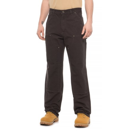 41f193f096bdc Carhartt B136 Washed Duck Double-Front Work Dungarees - Factory Seconds  (For Men)