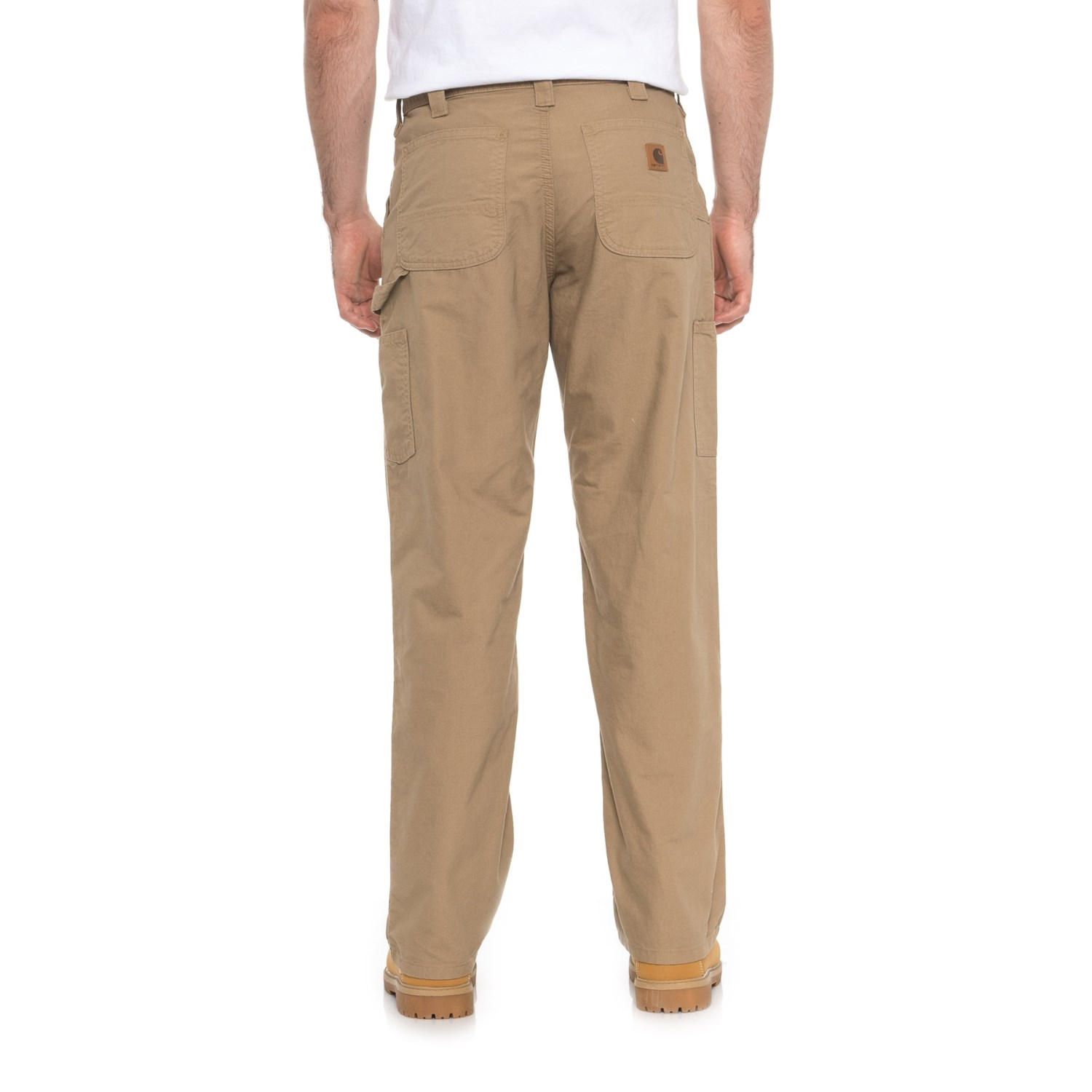9158abb8c0 ... 519NM_3 Carhartt B151 Canvas Work Dungarees - Straight Leg, Factory  Seconds (For Men)