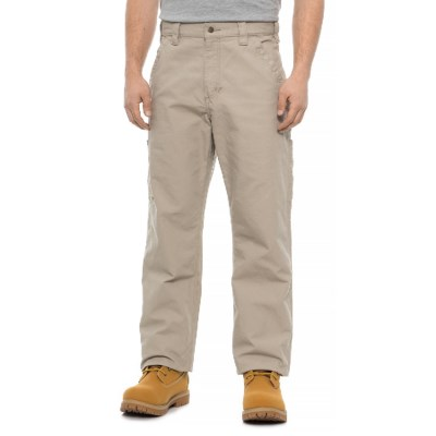 Carhartt B151 Loose Fit Canvas Work Dungaree Pants For Men