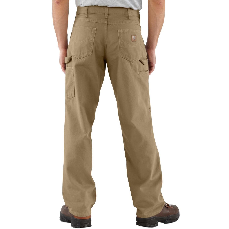 b136867689 Carhartt B159 Carpenter Jeans - Loose Fit, Factory Seconds (For Men)