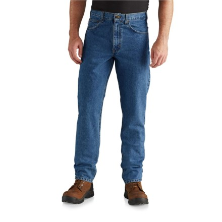 sneakers for cheap 476ca d15d9 Carhartt B18 Traditional Fit Jeans - Tapered Leg, Factory Seconds (For Men)  in
