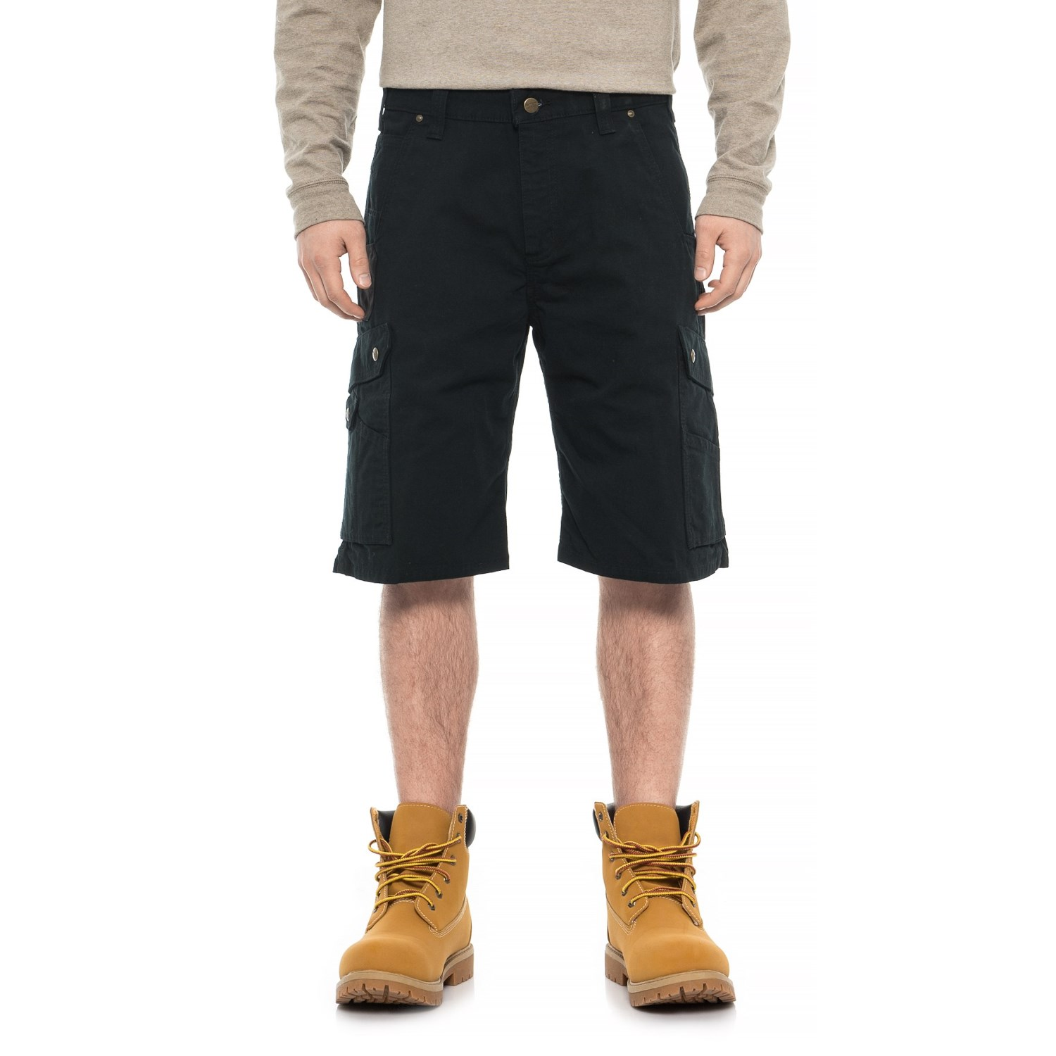 los angeles popular design search for official Carhartt B357 Ripstop Cargo Work Shorts - Factory Seconds (For Men)