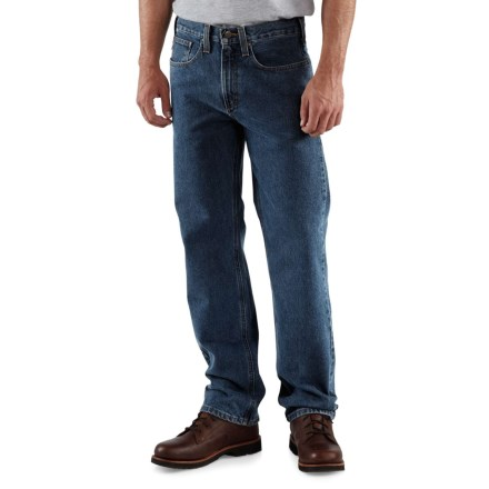 7d0c27d8c2c3 Carhartt B480 Traditional Fit Straight-Leg Jeans - Factory Seconds (For  Men) in