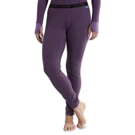 Carhartt Base Force® Cold-Weather Pants - Factory Seconds (For Women) in Plum - 2nds