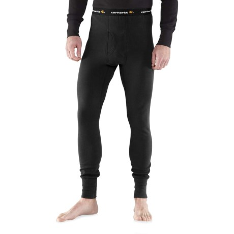 Carhartt Base Force® Super-Cold-Weather Cotton Base Layer Pants - Factory Seconds (For Big and Tall Men)