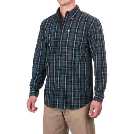 Carhartt Bellevue Shirt - Long Sleeve, Factory Seconds (For Men) in Dark Cobalt Blue - 2nds