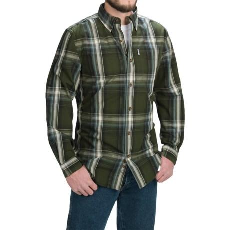 Carhartt Bellevue Shirt Long Sleeve (For Men)
