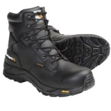 """Carhartt Blucher Oil-Tanned Leather Work Boots - 6"""", Waterproof, Composite Toe (For Men)"""