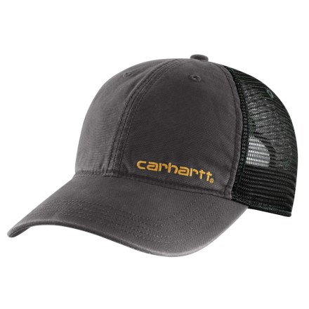 92638d97158a9 Carhartt Brandt Baseball Cap (For Men) in Black - Closeouts