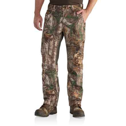 Carhartt Buckfield Pants (For Men) in Realtree Xtra - Closeouts