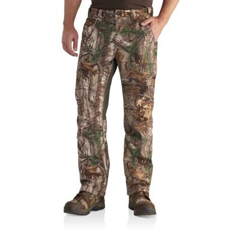 Carhartt Buckfield Pants (For Men) in Realtree Xtra