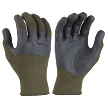 Carhartt C-Grip Knuckler Gloves (For Men and Women) in Army Green - Closeouts