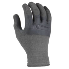 Carhartt C-Grip Knuckler Gloves (For Men and Women) in Gray - Closeouts