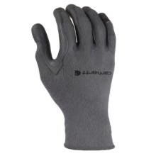 Carhartt C-Grip Pro Palm Gloves (For Men and Women) in Gray - Closeouts