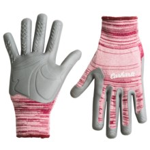 Carhartt C-Grip Pro Palm Work Gloves (For Women) in Raspberry - Closeouts