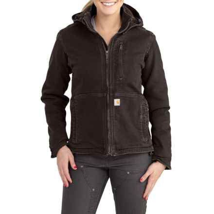 Carhartt Caldwell Full Swing Jacket (For Women) in Dark Brown - 2nds