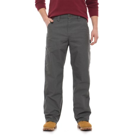 Carhartt Canvas Work Dungaree Jeans - Loose Original Fit, Factory Seconds (For Men) in Fatigue