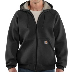 Carhartt Car-Lux Hooded Sweatshirt (For Men) in Black