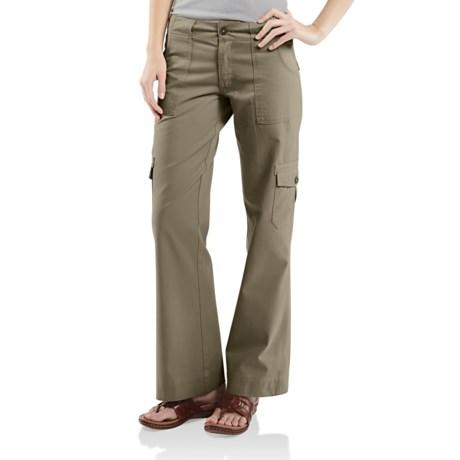 Carhartt Cargo Pants (For Women) in Vintage Elm