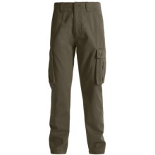 Carhartt Cargo Pocket Work Pants (For Men) in Army Green - Closeouts