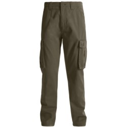 Carhartt Cargo Pocket Work Pants (For Men) in Fatigue