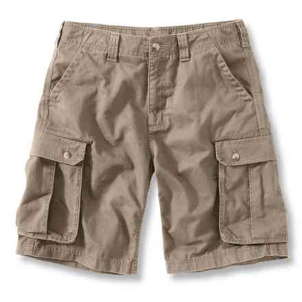 Carhartt Cargo Work Shorts (For Men) in Field Khaki - Closeouts