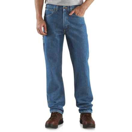 Carhartt Carpenter Jeans - Factory Seconds (For Men) in Darkstone - 2nds