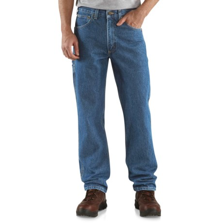 Carhartt Carpenter Jeans - Factory Seconds (For Men) in Darkstone